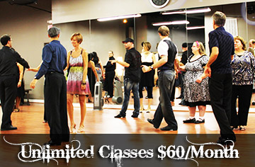 Country Dance Classes